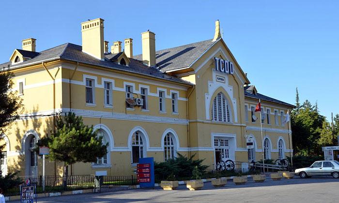 Железнодорожный вокзал Кайсери