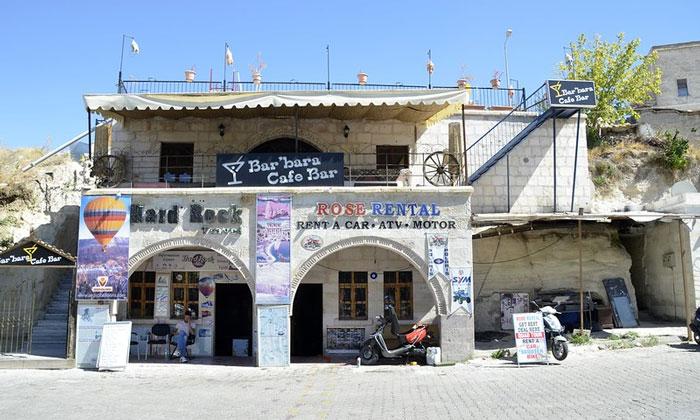 Кафе-бар «Bar'bara» в Гёреме