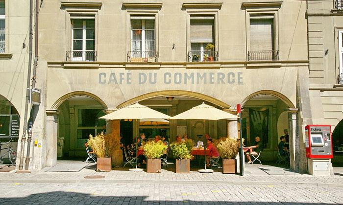 Cafe du Commerce в Берне