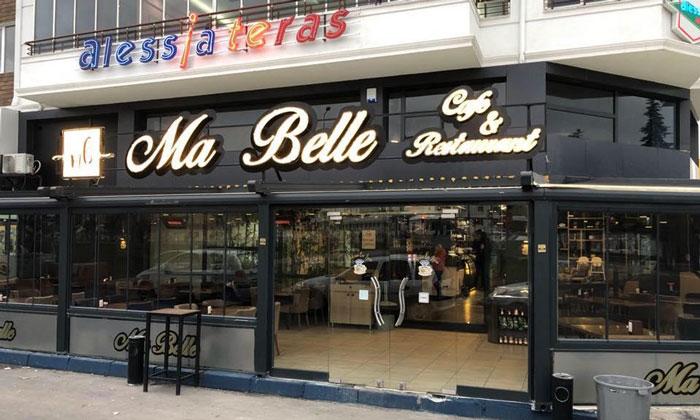 Кафе-ресторан «Ma Belle» в Невшехире