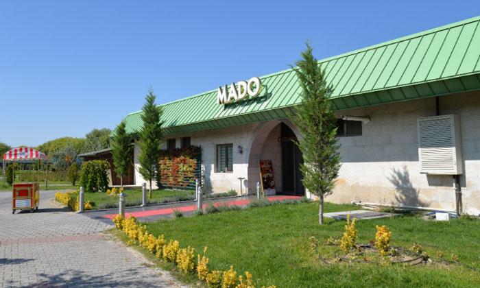Кафе «Mado» в Аваносе