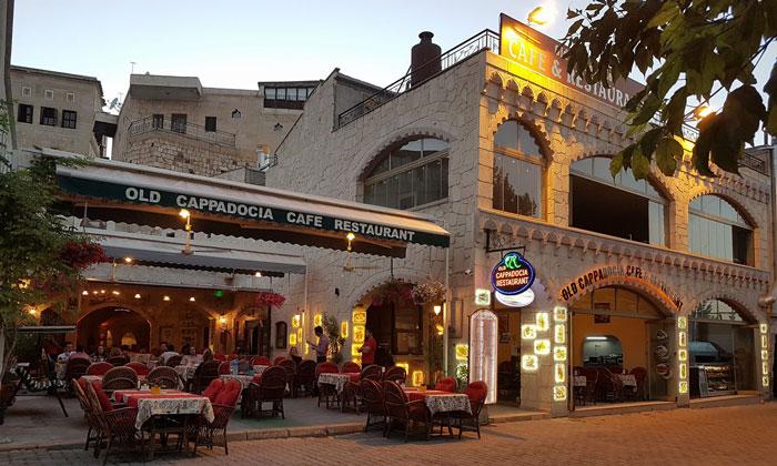 Кафе-ресторан «Old Cappadocia» в Гёреме