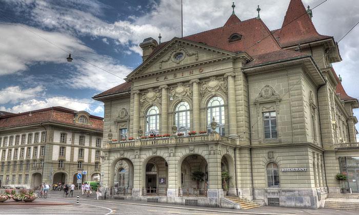 Казино (Концертный зал) в Берне
