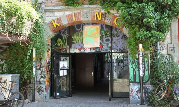 Kino Reitschule в Берне