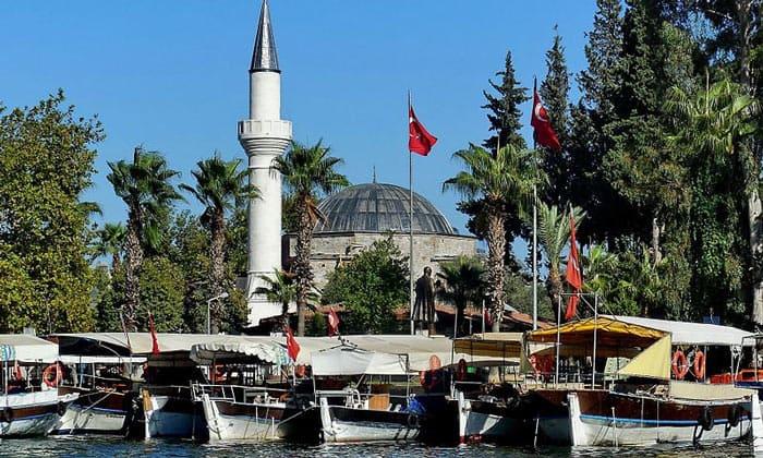 Мечеть Дальяна