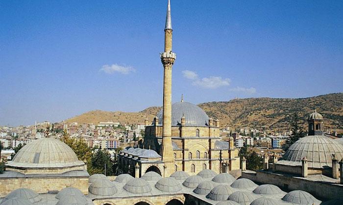 Мечеть Дамат Ибрагим-паша в Невшехире