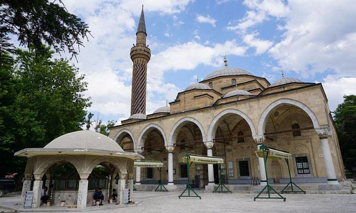 Мечеть Имарет в Афьонкарахисаре