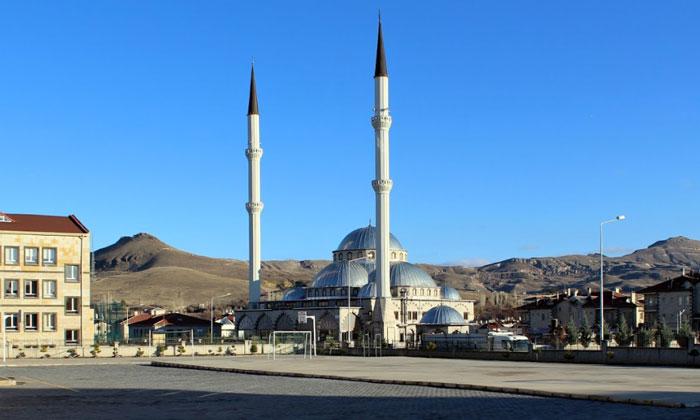 Мечеть Мусалла в Ургюпе