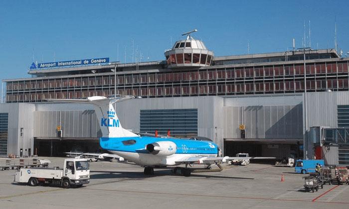 Международный аэропорт Женевы