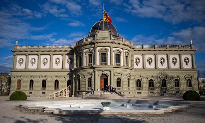 Музей Ариана в Женеве