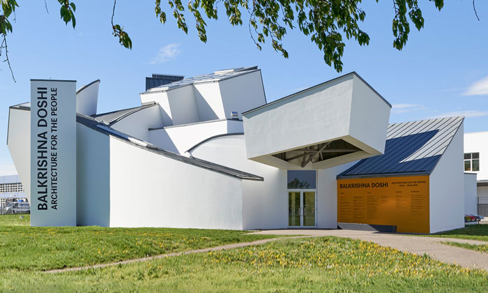 Музей дизайна Витра в Базеле