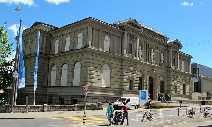 Бернский музей изобразительных искусств в Берне