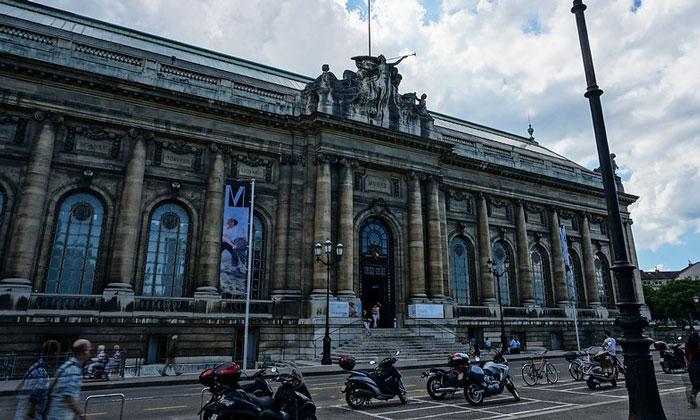 Музей искусства и истории Женевы