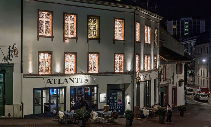 Музыкальный клуб Atlantis в Базеле