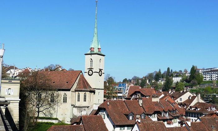 Нидеггская церковь в Берне