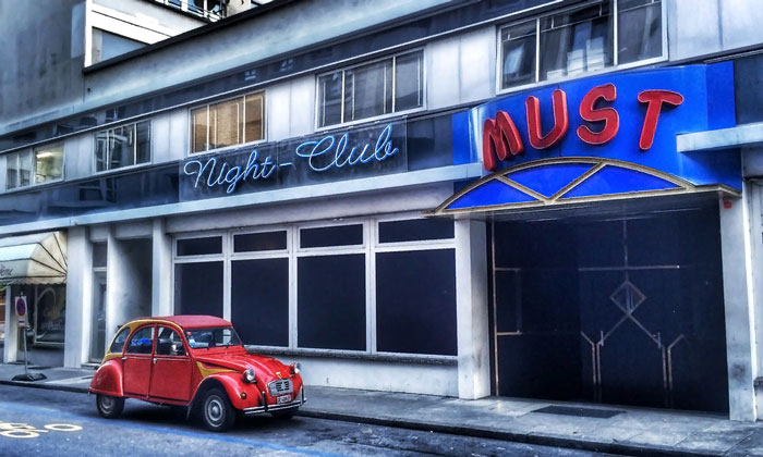 Ночной клуб «Must» в Женеве