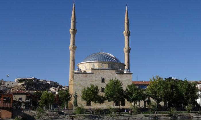 Новая мечеть Аваноса