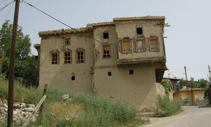 Исторический османский дом в Дивриги