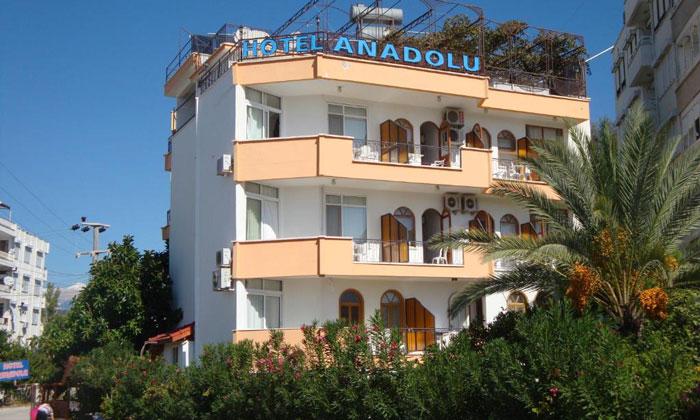 Отель «Anadolu» в Финике