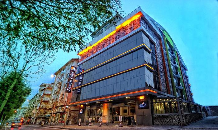 Отель «Devin» в Ыспарте