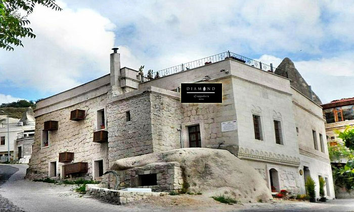 Отель «Diamond of Cappadocia» в Гёреме