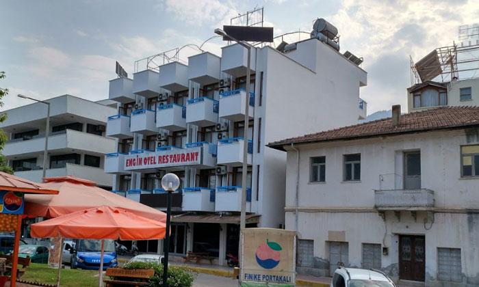 Отель «Engin» в Финике