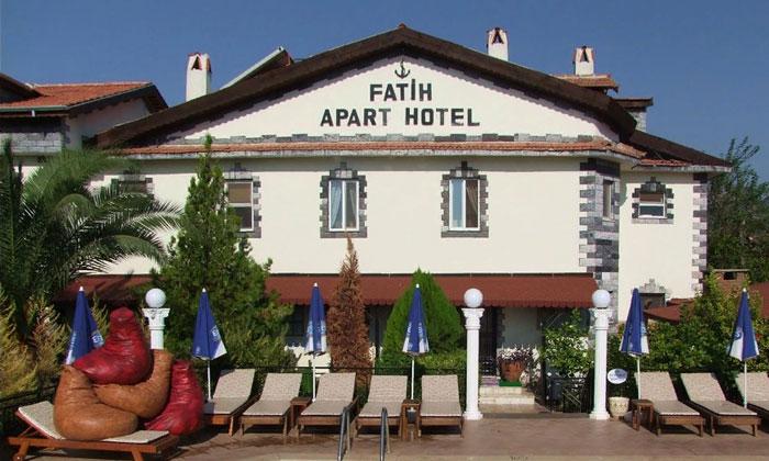 Отель «Fatih Apart»  в Дальяне