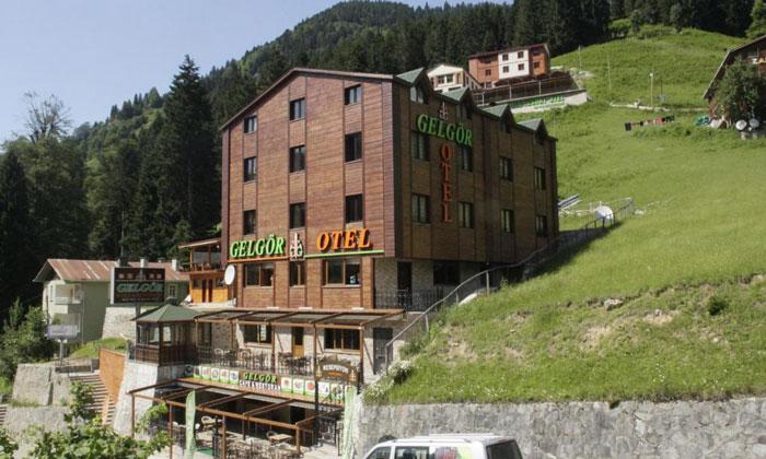 Отель «Gelgor» в Айдере