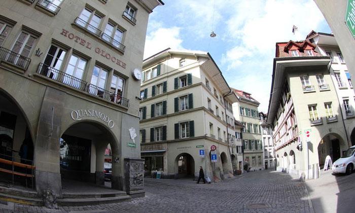 Отель Glocke в Берне