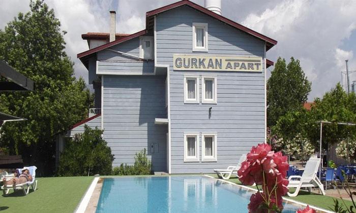Апарт-отель «Gurkan» в Дальяне