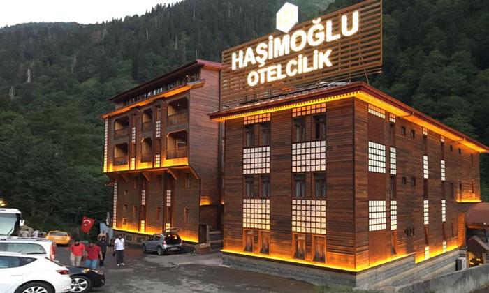 Отель «Hasimoglu» в Айдере
