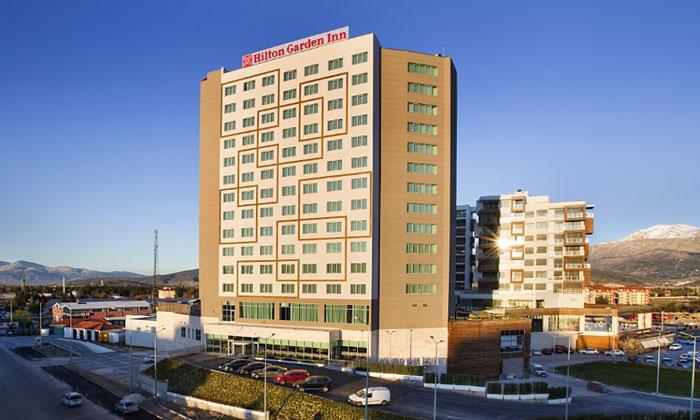 Отель «Hilton Garden Inn» в Ыспарте