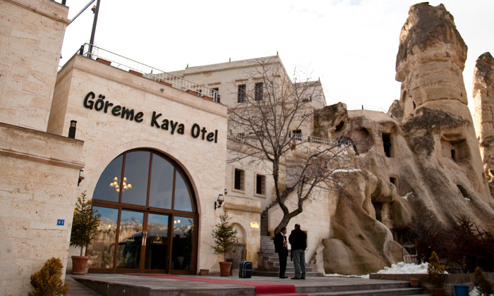 Отель «Kaya» в Гёреме