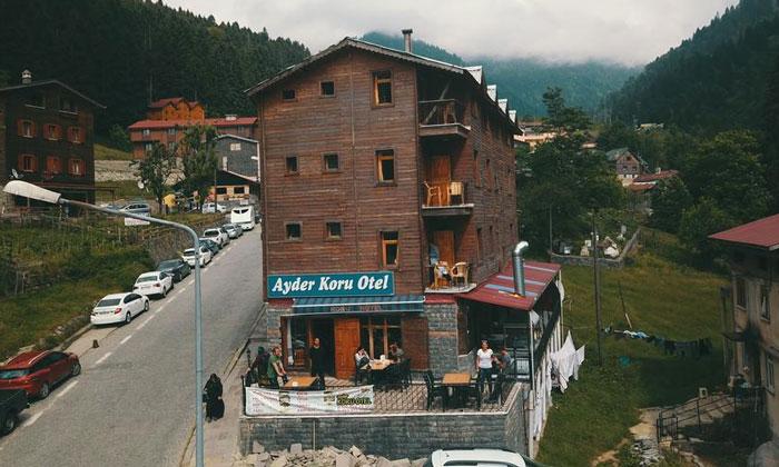 Отель «Koru» в Айдере