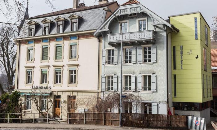Отель Landhaus в Берне