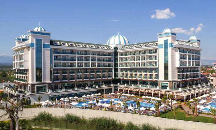 Отель «Luna Blanca» в Сиде