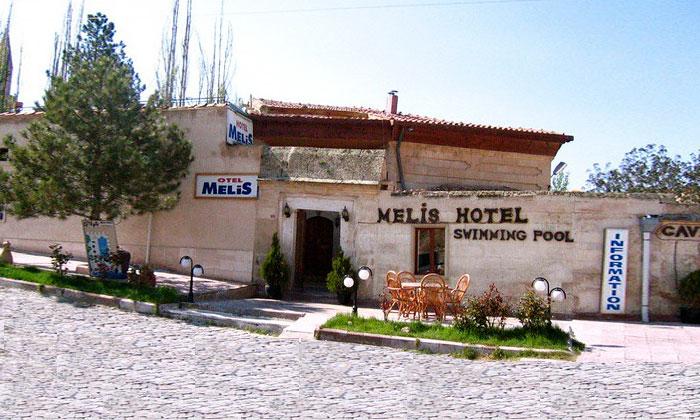 Отель «Melis» в Ургюпе
