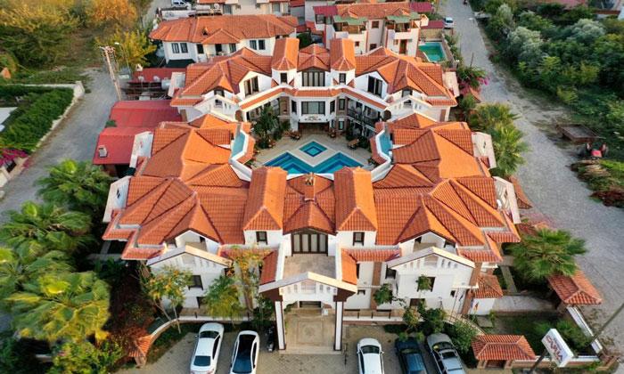 Бутик-отель «Nish Caria» в Дальяне
