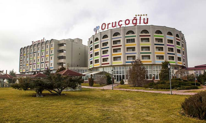Гостиница Termal Resort Orucoglu в Турции