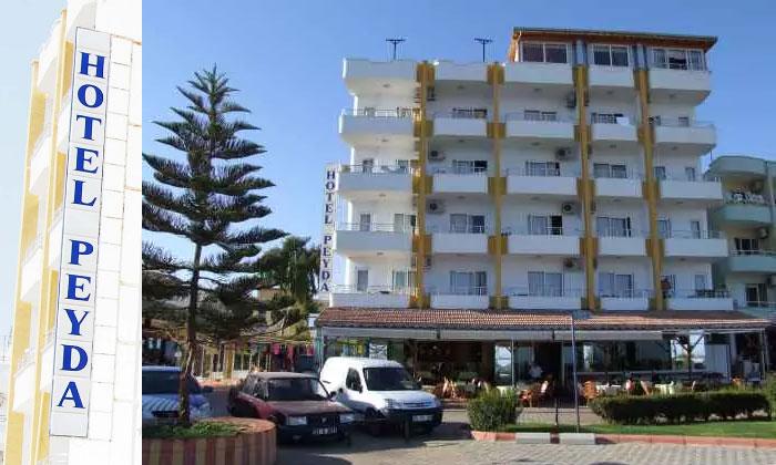 Отель «Peyda» в Кызкалеси