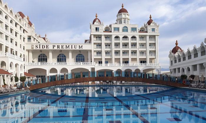 Отель Premium в Сиде