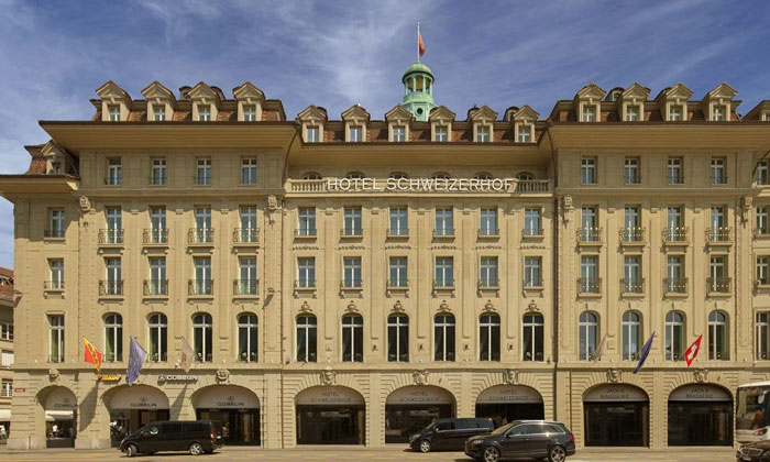 Отель Schweizerhof в Берне