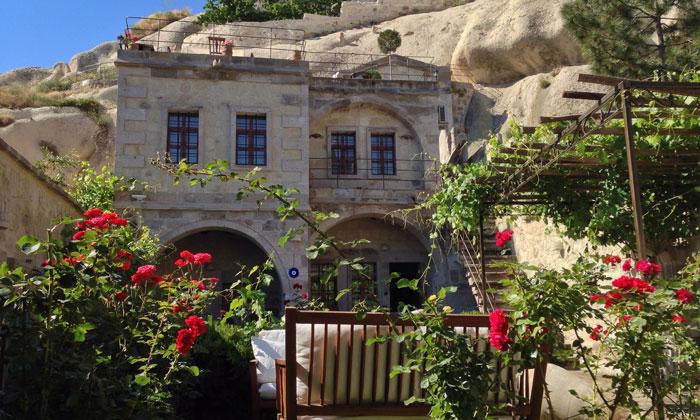 Отель «Traveller's Cave» в Гёреме