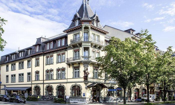 Отель Waldhorn в Берне