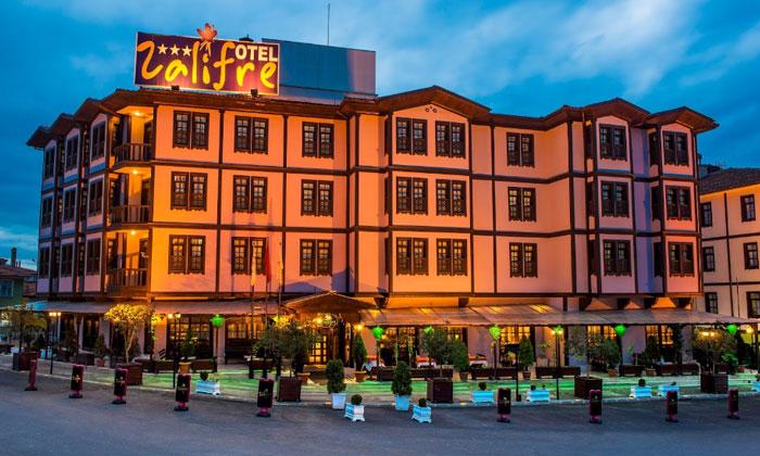 Отель «Zalifre» в Сафранболу