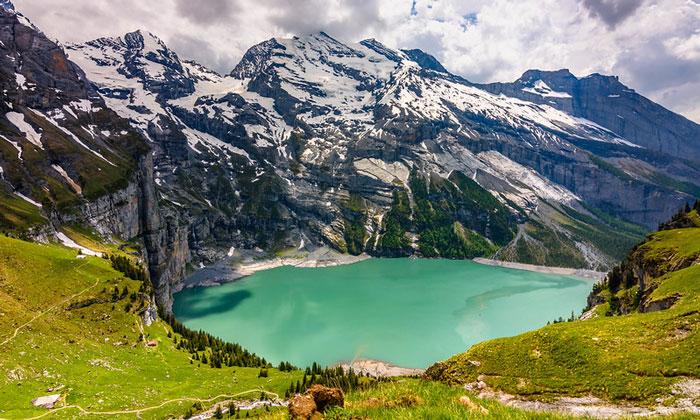 Озеро Эшинен-Зе
