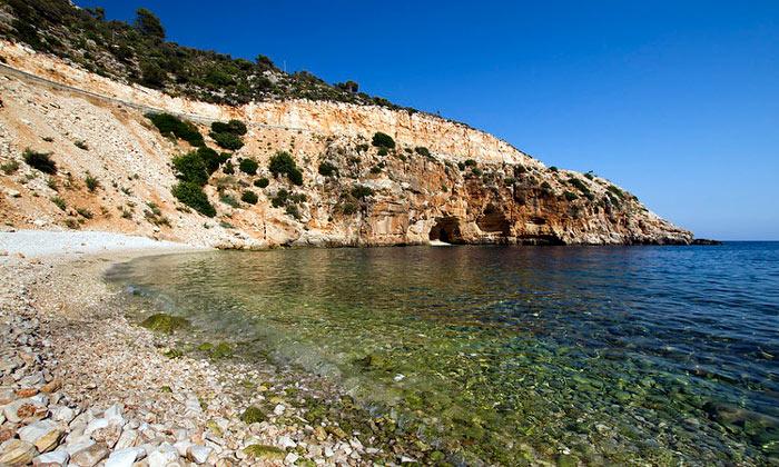 Пляж Демре