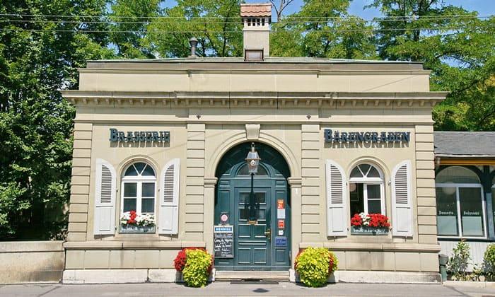 Ресторан Barengrabe в Берне