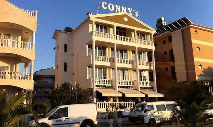 Ресторан «Conny's» в Сиде