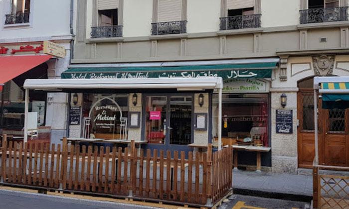 Ресторан «El Mektoub» в Женеве